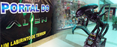 Portal do Alien – Um Labirinto de Terror
