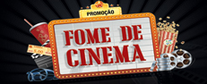 Fome de Cinema