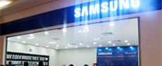 Samsung inaugura loja em Vitória da Conquista.