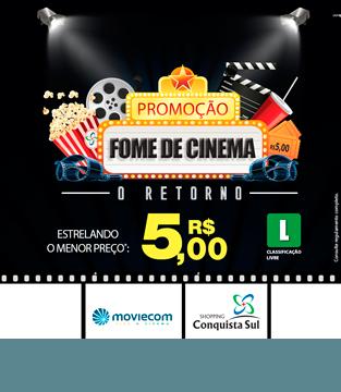 Fome de Cinema – O Retorno