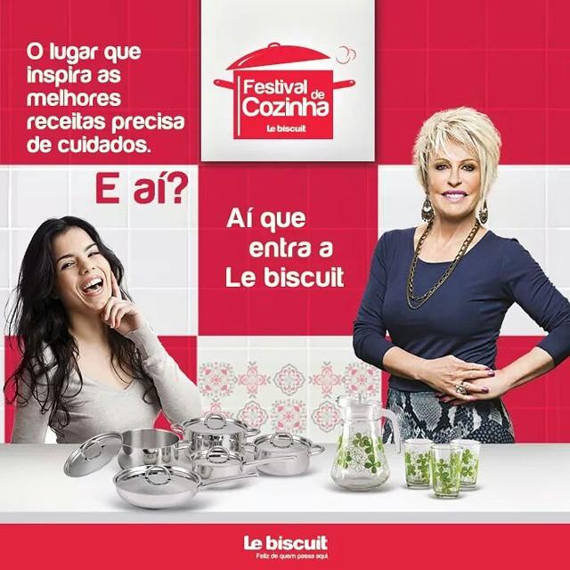 Na Le biscuit você encontra tudo o que precisa para deixar a sua cozinha completa! #lebiscuit #shoppingconquistasul