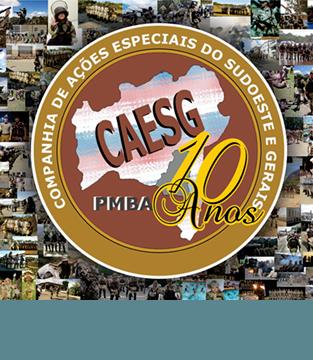 Exposição CAESG 10 anos