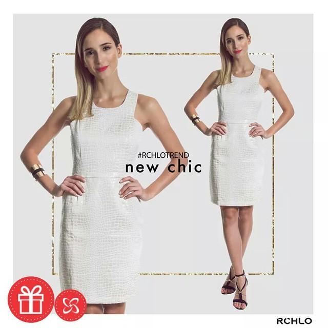 Inspiração para o fim de ano ficar ainda mais fashion: clássico com um toque moderno! #fimdeano #riachuelo #shoppingconquistasul