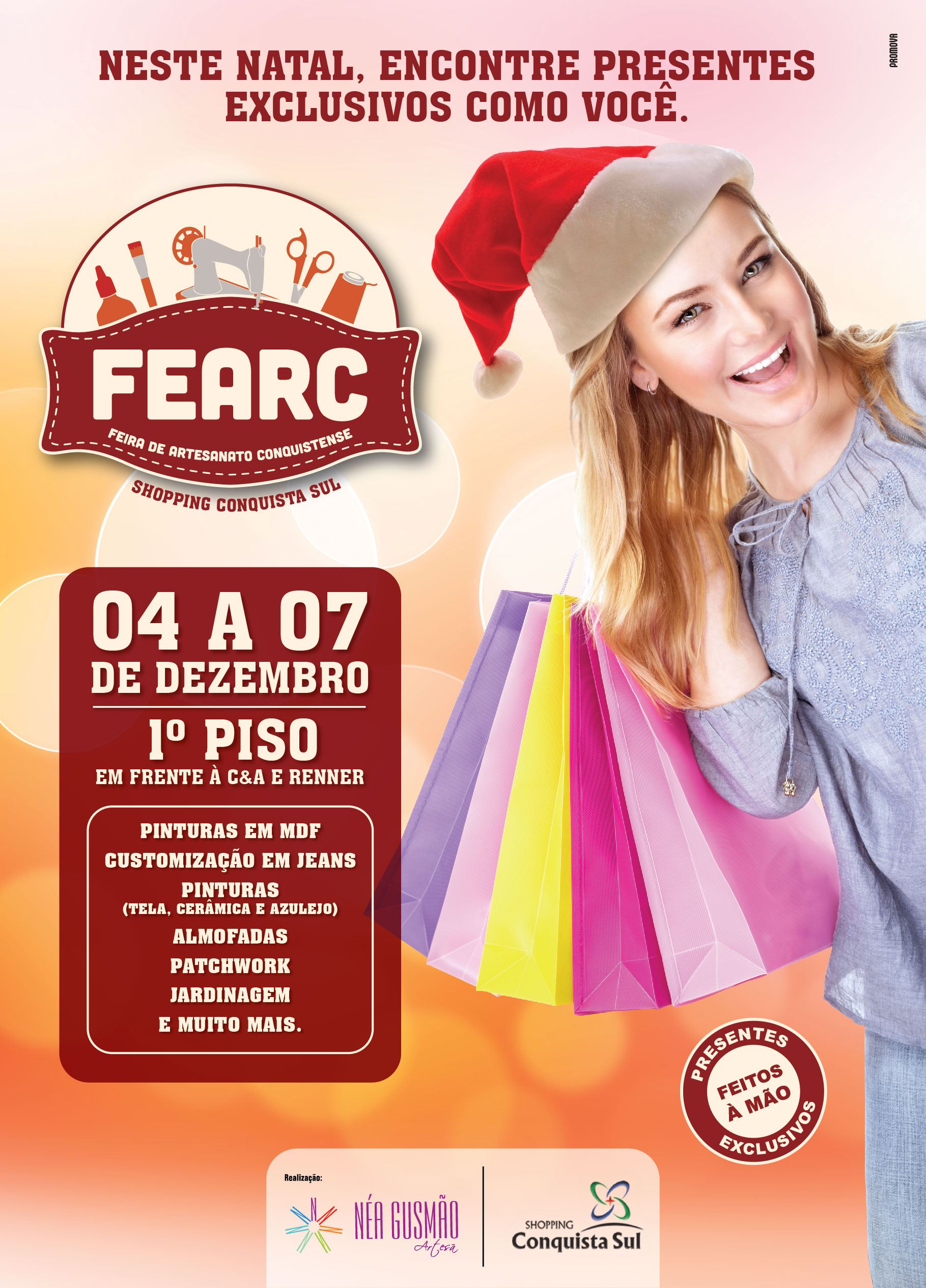 FEARC no shopping