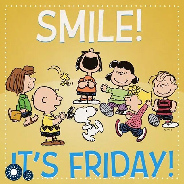 Sorria, hoje é sexta!!! #bomdia #sexta #shoppingconquistasul