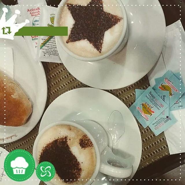 Que tal uma pausa para um cafezinho no Rei do Mate? ;) #reidomate #cafezinho #shoppingconquistasul