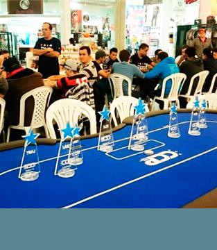 Etapa 5 do Circuito Conquistense de Poker 2015