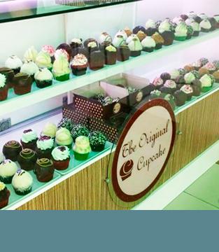 Inauguração da The Original Cupcake!