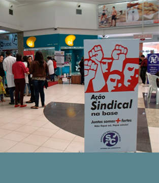 Evento Ação Sindical na Base