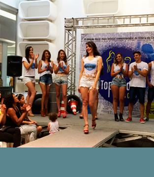 Concurso Top Model SESC 2015