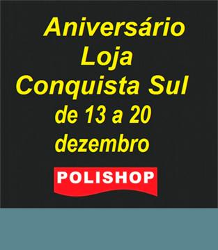 Aniversário da Polishop