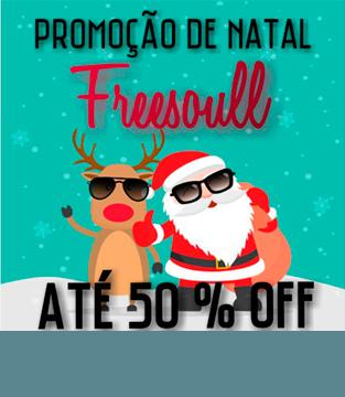 Promoção de Natal Freesoull