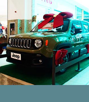 Quem quer um Jeep Renegade Sport 0km levanta a mão!