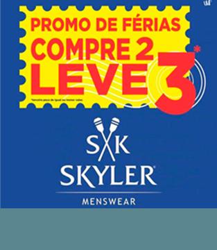 Promo de Férias Skyler