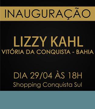 Inauguração da Lizzy Kahl