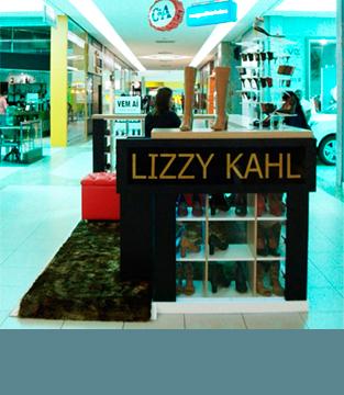 Chegou no Shopping Conquista Sul  a Lizzy Kahl