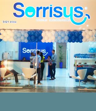 Inauguração da Clínica Sorrisus