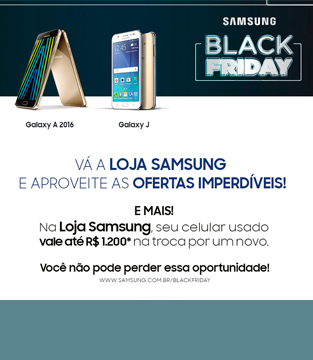 Black Friday Samsung