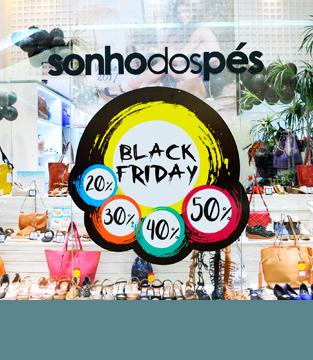 Black Friday Sonho dos Pés