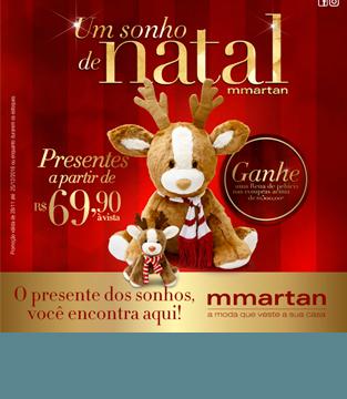 Um sonho de Natal mmartan