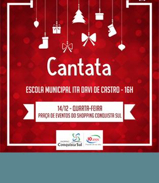 Cantata no Shopping Conquista Sul