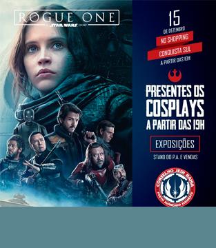 Convite – Estreia Rogue One