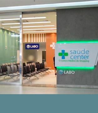 Inauguração da Clínica Saúde Center