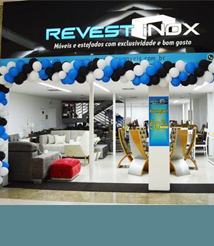 Novo Espaço Revest Inox