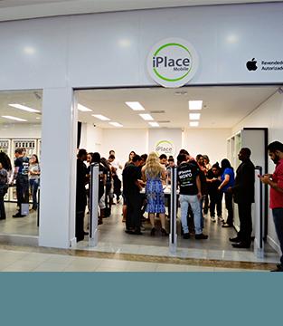Inauguração da iPlace