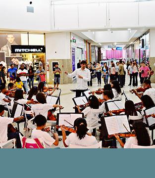 Orquestra de Cordas da NEOJIBA