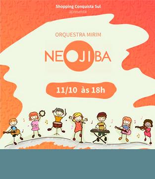Apresentação Orquestra de Cordas do NEOJIBA