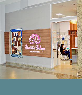 Inauguração do Salão Bendita Beleza