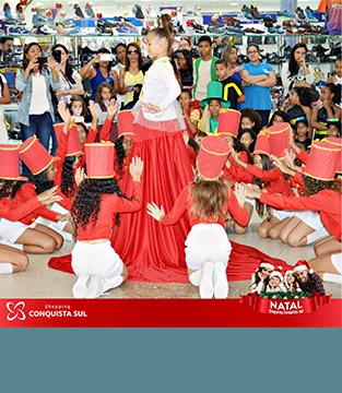 Apresentação de Dança da Escola Municipal Irmã Barbosa