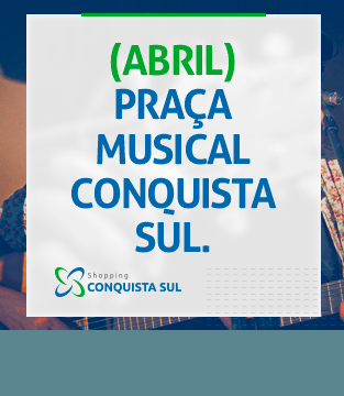 Praça Musical Abril