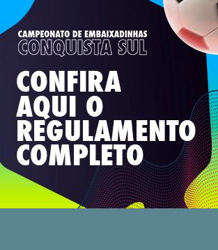 Campeonato de Embaixadinhas Conquista Sul