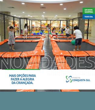 Arena Jump Conquista Sul