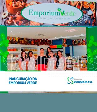 Emporium Verde: Sua fonte natural de bem-estar