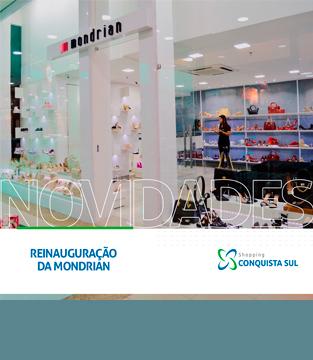 Nova loja Mondrian