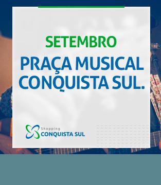 Praça Musical Setembro
