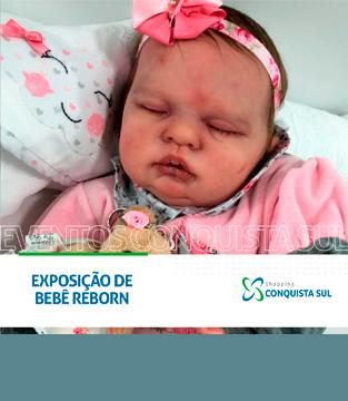 Exposição Bebê Reborn