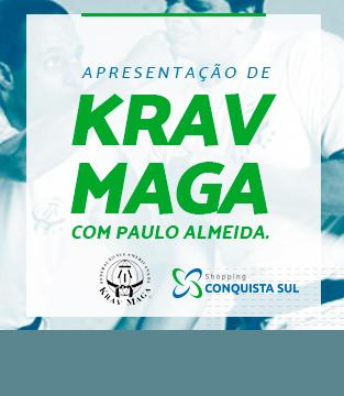 Apresentação de Krav Maga
