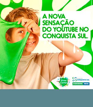A nova sensação do YouTube no Conquista Sul