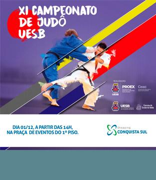 11° Campeonato de Judô da UESB