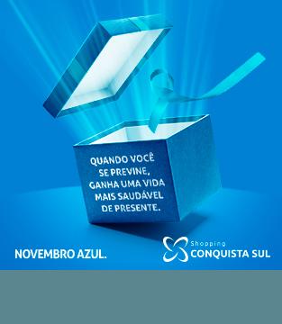 Novembro Azul Conquista Sul