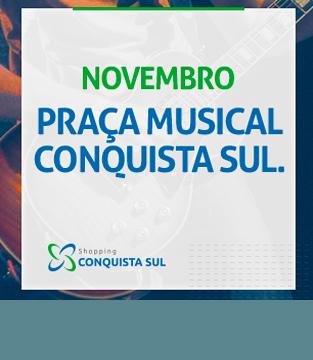 Praça Musical Novembro