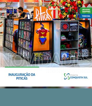 Inauguração Piticas