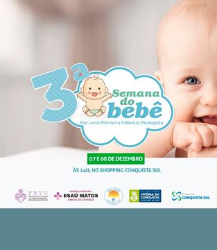 III Edição Semana do Bebê