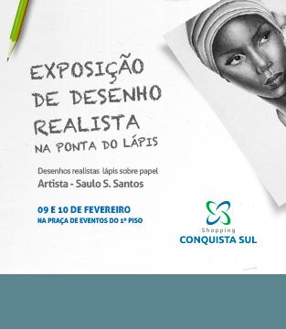 Exposição Na Ponta do Lápis