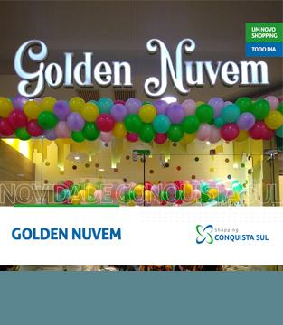 Inauguração Golden Nuvem