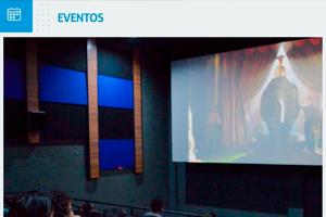 Sessão de Cinema para Autistas